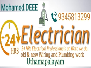 24 Hrs Electrician