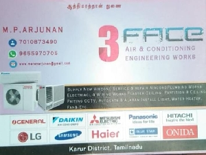 3 Face Air Conditioning Engineering Works