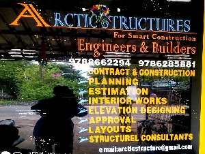 ARCTIC STRUCTURES ENGINEERS AND BULILDERS