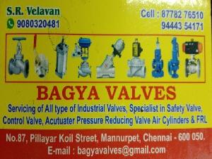 Bagya Valves