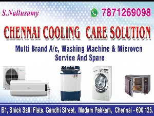 Chennai Cooling Care Solution