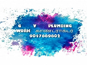 G V Plumbing Work and Contractor