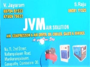 JVM Air Solution
