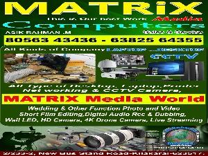Matrix Media World