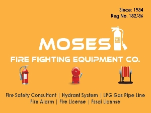 Moses Fire Fighting Equipment co