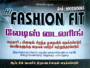 HI FASHION FIT Ladies Tailoring