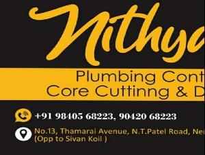 Nithya Plumbing and  Core Cutting