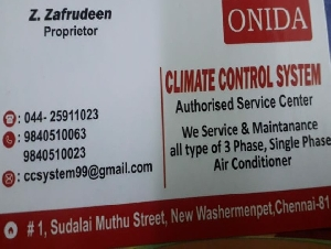 Climate Control System