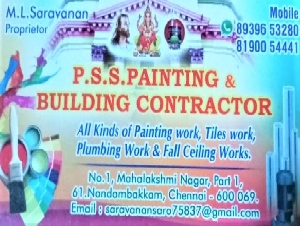 P S S Painting and Building Contractor