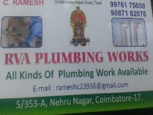 RVA Plumbing Works