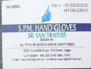 SPM HAND GLOVES