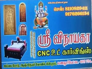 SRI VINAYAGA CNC WOOD CARVINGS